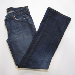 7 For All Mankind Bootcut Jeans Sz 32